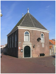 Buitenkant kerk
