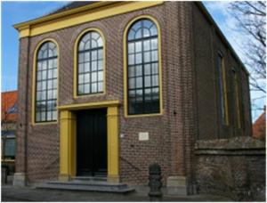 Lutherse kerk Groede