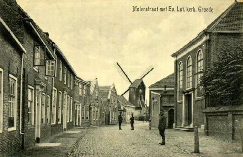 Lutherse kerk - 1915 - Groede
